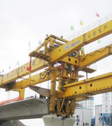 Машины для строительства моста