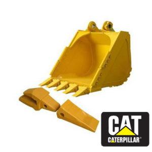 Система зубьев Caterpillar