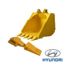 Система зубьев Hyundai
