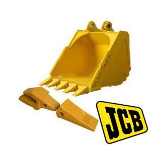 Система зубьев JCB