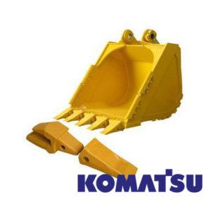 Система зубьев Komatsu