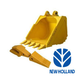 Система зубьев New Holland